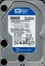 WD5000AAKS-22A7B2 Western Digital DCM: HHRNNT2CH 500GB
