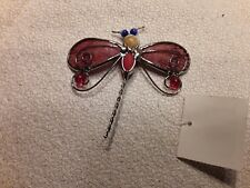 Window Hanging Ornament Dragon Fly.Free Shipping