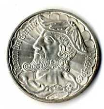 Moneda Portugal 1969 V Centenario Vasco de Gama 50 escudos plata coin silver