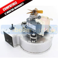 Ideal Boiler Fan Assembly 137568 (Compatible) Brand New 136728 WITHOUT PLATE
