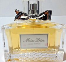 MISS DIOR Perfume Dior 3.4 oz 100 ml EAU DE PARFUM Spray Without Box Old Formula