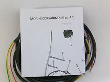 IMPIANTO ELETTRICO ELECTRICAL WIRING MOTO MORINI CORSARINO 50+ SCHEMA ELETTRICO