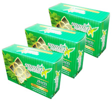 3P. Parrot Soap Thai Herbal Formula:Neem Ploy and Honey recipe to the Skin.