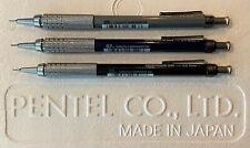 New Listing New Pentel GraphGear 500 | 0.5, 0.7, & 0.9 mm Set Drafting Mechanical Pencil s