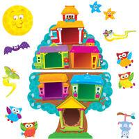 Owl-Stars! Job Chart Bulletin Board Set Trend Enterprises Inc. T-8360