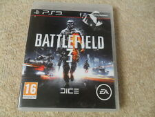 BATTLEFIELD 3       PS3 PlayStation 3 Game VGC