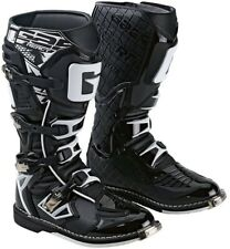 GAERNE REACT BLACK MX BOOTS, MOTOCROSS, ENDURO, TRAIL & OFF ROAD BOOTS