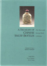 A Treasury of Chinese Snuff Bottles #4  Inside Painted Bloch Collection