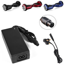 42V 1.5A UK Plug Charger Power Adapter For Segway Hoverboard Balance Scooter