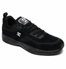 Tg 42 - Scarpe Uomo Skate DC Shoes E.Tribeka Black Nero Sneakers Schuhe 2019