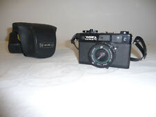 Yashica Electro 35 FC - analoge Kleinbildkamera