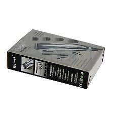 Travel  Charging Haircut Machine Hair Clipper Trimmer (KM-650/4) Home Cutting