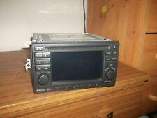 NISSAN QASHAI blaubunkt car cd radio stereo sat navi Bluetooth player