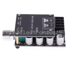 2x100w Tpa3116 Bluetooth 50 High Power Amplifier Board Adjustable Button New