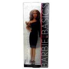 2009 Muñeca Barbie Basics afroamericano no modelo 8 Colección 001