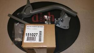 DISH Network HD Satellite Antenna 1000.2 WESTERN ARC LNB with 2xHDMI CABLE