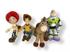 Disney Toy Story Toy Lot - Woody/Buzz/Jessie/Bullseye - 4 TOYS