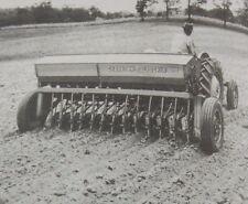 Ford Dearborn Peoria Fertilizer Grain Drill 12 83 Seed Owners Manual 8n 2n 9n