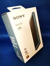 New Sony Nw-A55 Walkman Digital Audio Player (Blue), 16Gb Hi-Res Playback