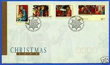 AUSTRALIA, CHRISTMAS 1994, FDC, YEAR 1994