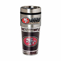 49ers Tumbler Covered Travel San Francisco