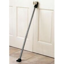 Door Security Bar Home Brace Jammer House Safety Lock Hotel Apartment NEW ~