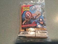Lowes Build and Grow 2015 Captain America Motorcycle Marvel Avengers Assemble