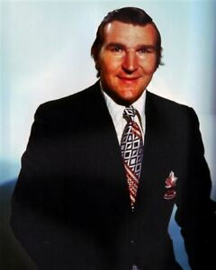 John Ferguson team Canada 1972 8x10 Photo