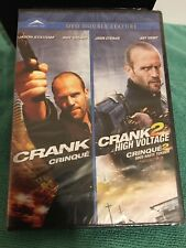 Crank -crank 2 Double Feature Dvd