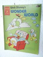 WALT DISNEY WONDER WORLD MICKEY MOUSE VOL 1 NO 22 CHANDAMAMA ENG Comic India