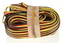 Hitec 54804 50 Foot Roll of HD 3-Color Servo Wire