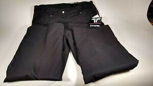 Fera Women's Snow Ski WATERPROOF Insolated Pants Black Size 12R NEW With Tags