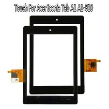 """NEW TABLETS TOUCH SCREEN DIGITIZER GLASS For Acer Iconia A1 A1-810 7.9"""" + Tools"""