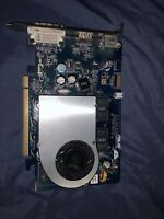 Asus 5189-2509 Nvidia GeForce 8500 GT 512MB DDR2 PCIe Video Graphics Card