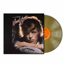 DAVID BOWIE - YOUNG AMERICANS -  LP GOLD VINYL NUOVO LIMITED EDITION INDIE EXCL.