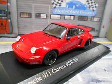 PORSCHE 911 Carrera RSR 3.0 red rot ready to race UMBAU based PMA 1:43