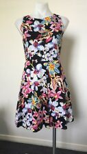 ladies floral print dress