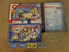 Toy Story 3 Buzz Lightyear Operation Game  100% COMPLETE