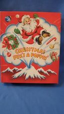 14 Vintage Christmas Cards in Box with envelopes.