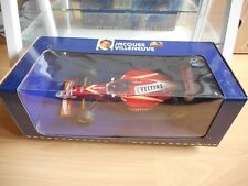 Minichamps F1 Formula 1 Williams J. Villeneuve on 1:18 in Box