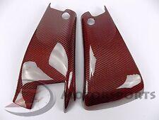2009-2014 Yamaha R1 Rear Swingarm Cover Protector Fairing Cowl Carbon Fiber Red