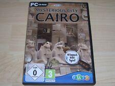 PC-Wimmelbild-Spiel :  MYSTERIOUS CITY - CAIRO