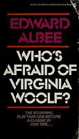 Who's Afraid of Virginia Woolf?: A Play (Paperback or Softback)