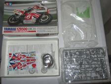 Tamiya 14075 Moto Yamaha YZR500 OW70 Taira Version Kit 1/12 SPESE GRATIS
