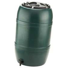 210 L Litre Strata Garden Water Butt WaterButt Plus Childproof Lock Tap & Lid