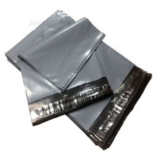50 Mixed Mailing Bags Grey Parcel Packaging 12 X 16 And 10 14 Est By