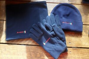 Avanti Set Of Hat, Gloves & Neck Warmer Carp Match Fishing Hiking