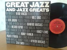 Miles Davis, Great Jazz And Jazz Greats, Columbia AS 1891,DEMO,1st,Jazz Vinyl LP