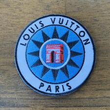 BRAND NEW Louis Vuitton Iron Patch Lot Paris Globe Malletier Explorer Parka #2