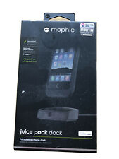 Genuine Mophie Juice Pack Dock Desktop Charger for iPhone 6
